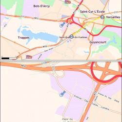 Location Bureau Montigny-le-Bretonneux 931 m²