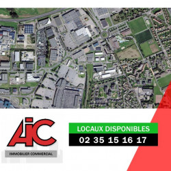 Location Local commercial Le Havre 665 m²