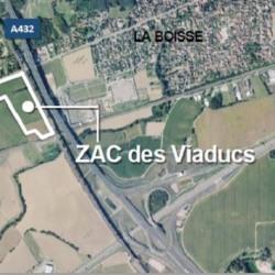 Vente Terrain La Boisse 2000 m²