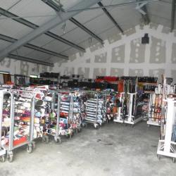 Location Local d'activités Livet-et-Gavet 310 m²