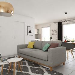 photo appartement neuf Lyon 3ème