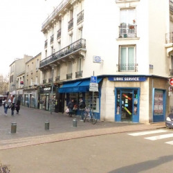 Vente Local commercial Malakoff 219 m²