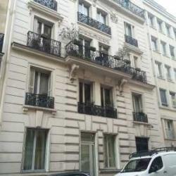 Location Bureau Paris 16ème 82 m²