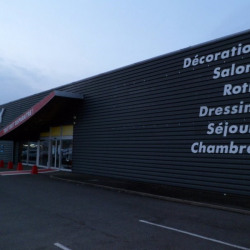 Location Local commercial Le Mans 890 m²