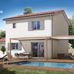 Maison  4 pièces + Terrain  200 m² Plaissan