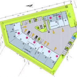 Location Local d'activités Beaune 1906 m²