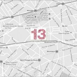 Location Bureau Paris 8ème 353 m²
