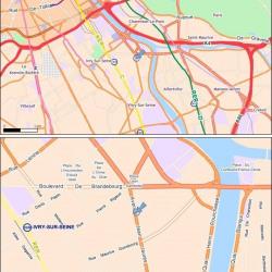 Location Bureau Ivry-sur-Seine 100 m²