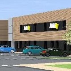 Vente Bureau Mondeville 865 m²