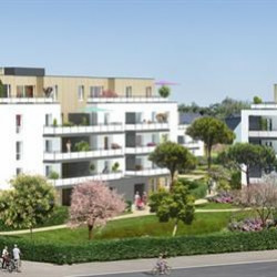 photo appartement neuf Arzon
