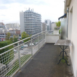 GRENOBLE, T4 + terrace