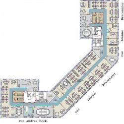 Vente Bureau Meudon la Foret 1587,9 m²
