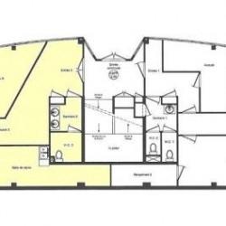 Location Bureau Villeurbanne 125 m²
