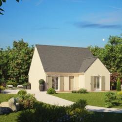 Maison  3 pièces + Terrain  390 m² Bléré