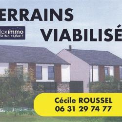 Vente Terrain Redon 285 m²
