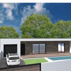 Maison  4 pièces + Terrain  420 m² Nîmes