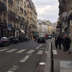 Cession de bail Local commercial Paris 6ème 85 m²