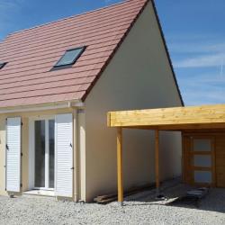 Maison  5 pièces + Terrain  1100 m² Pont-Audemer