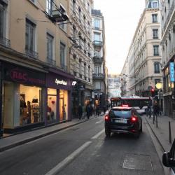 Cession de bail Local commercial Lyon 1er 54 m²