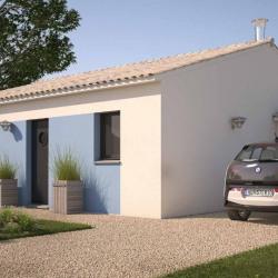 Maison  6 pièces + Terrain  575 m² Moulézan