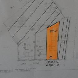 Vente Terrain Chavignon 914 m²
