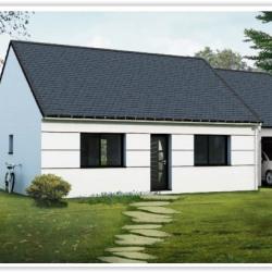 vente Maison / Villa 4 pièces Verneuil-sur-Avre