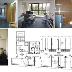 Location Bureau Paris 19ème 420 m²