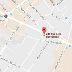 Location Local commercial Paris 15ème 72 m²