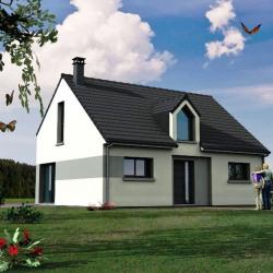 Maison  5 pièces + Terrain  700 m² Fressenneville