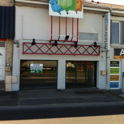 Vente Local commercial Bourgoin-Jallieu 96 m²
