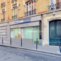 Location Local commercial Clichy 96 m²