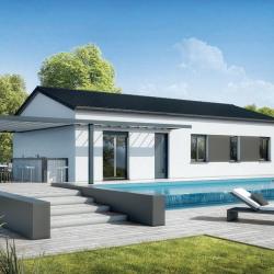 Maison  3 pièces + Terrain  511 m² Roquesérière