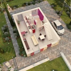 Maison  5 pièces + Terrain   m² Amiens