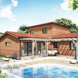 Maison  5 pièces + Terrain  1000 m² Monbrun