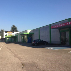 Location Local commercial Tignieu-Jameyzieu 1200 m²