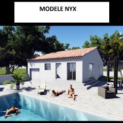 Maison  3 pièces + Terrain  350 m² Roujan