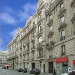 Location Bureau Paris 17ème 483 m²
