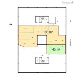 Location Bureau Palaiseau 294 m²