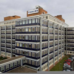 Location Bureau Colombes 16000 m²