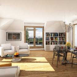 produit d'investissement Appartement 4 pièces Le Mesnil St Denis