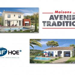 Maison  4 pièces + Terrain  212 m² Saint-Martin-de-Crau