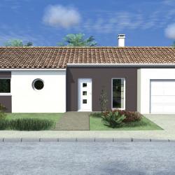 Maison  5 pièces + Terrain  801 m² Amailloux