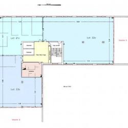Location Bureau Lyon 3ème 1190 m²