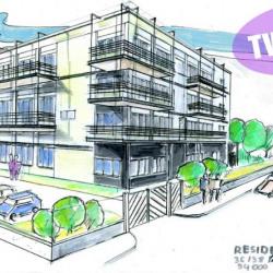 photo immobilier neuf Créteil