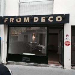 Location Local commercial Paris 18ème 34 m²