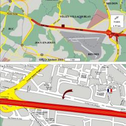 Location Bureau Vélizy-Villacoublay 1454 m²