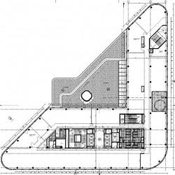 Location Bureau Courbevoie 6603 m²