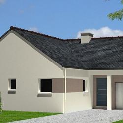 Maison  5 pièces + Terrain   m² Saint-Alban