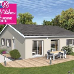 Maison  4 pièces + Terrain  1080 m² Tramayes