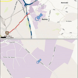 Location Bureau Balma 3487 m²